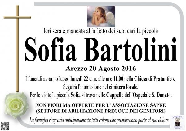 SOFIA BARTOLINI